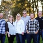 Dudley and Donna Reis Family - owners of Eagles Nest & Dudleys Dewright Tree Service1
